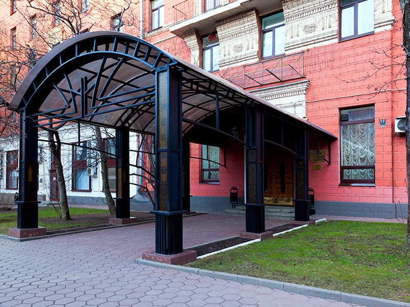 гостиница Максима Заря