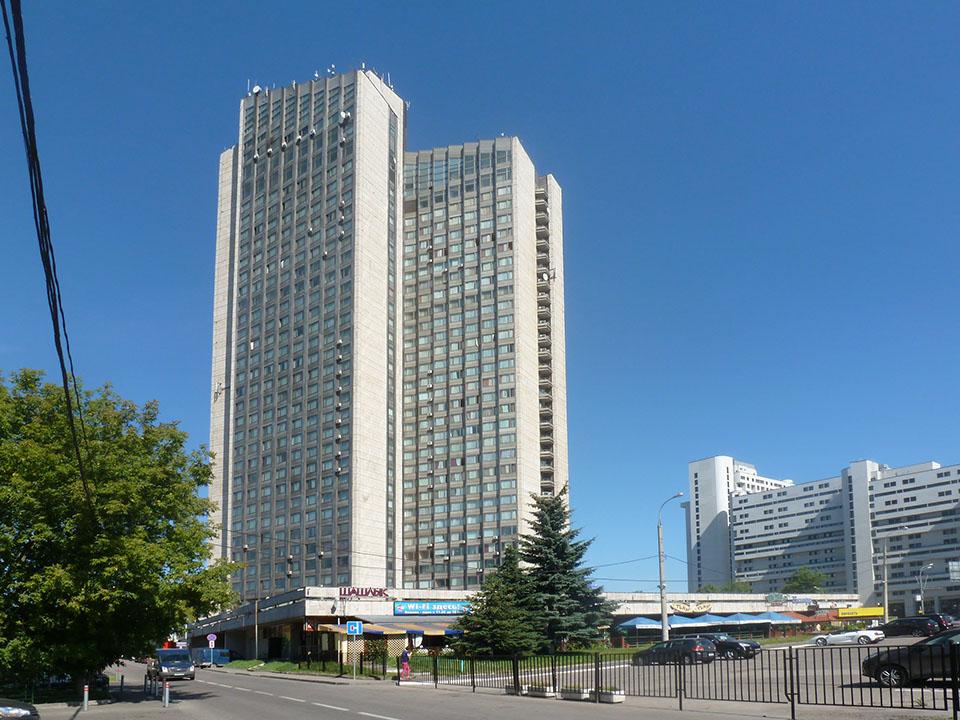 гостиница Аструс (Москва)