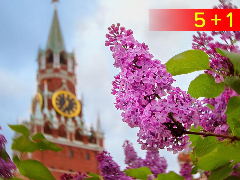 каникулы в Москве: туры для школьников