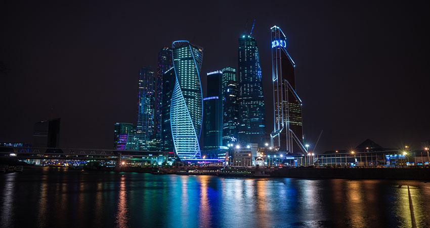 экскурсии по Москва-Сити