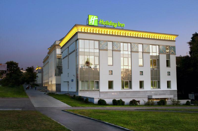 отель Холидей Инн Таганский Москва