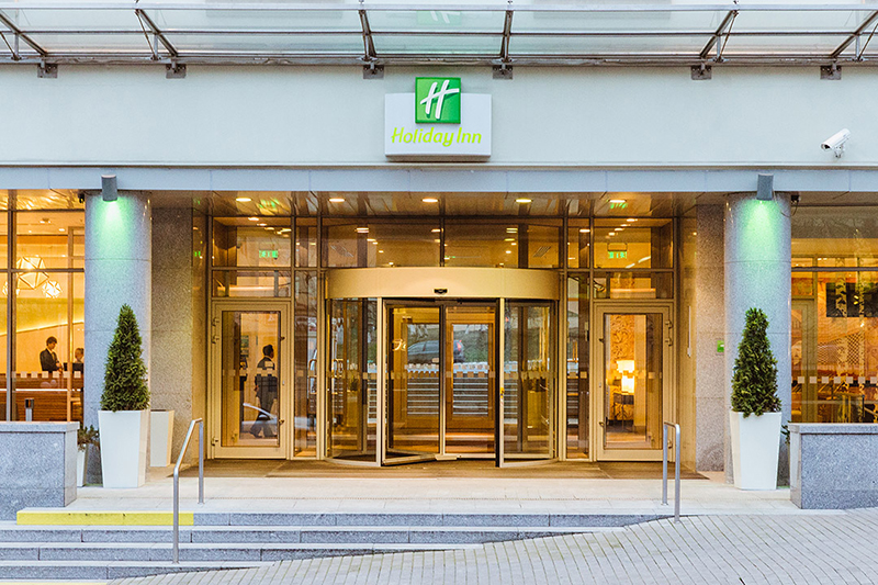отель Holiday Inn Tagansky Москва