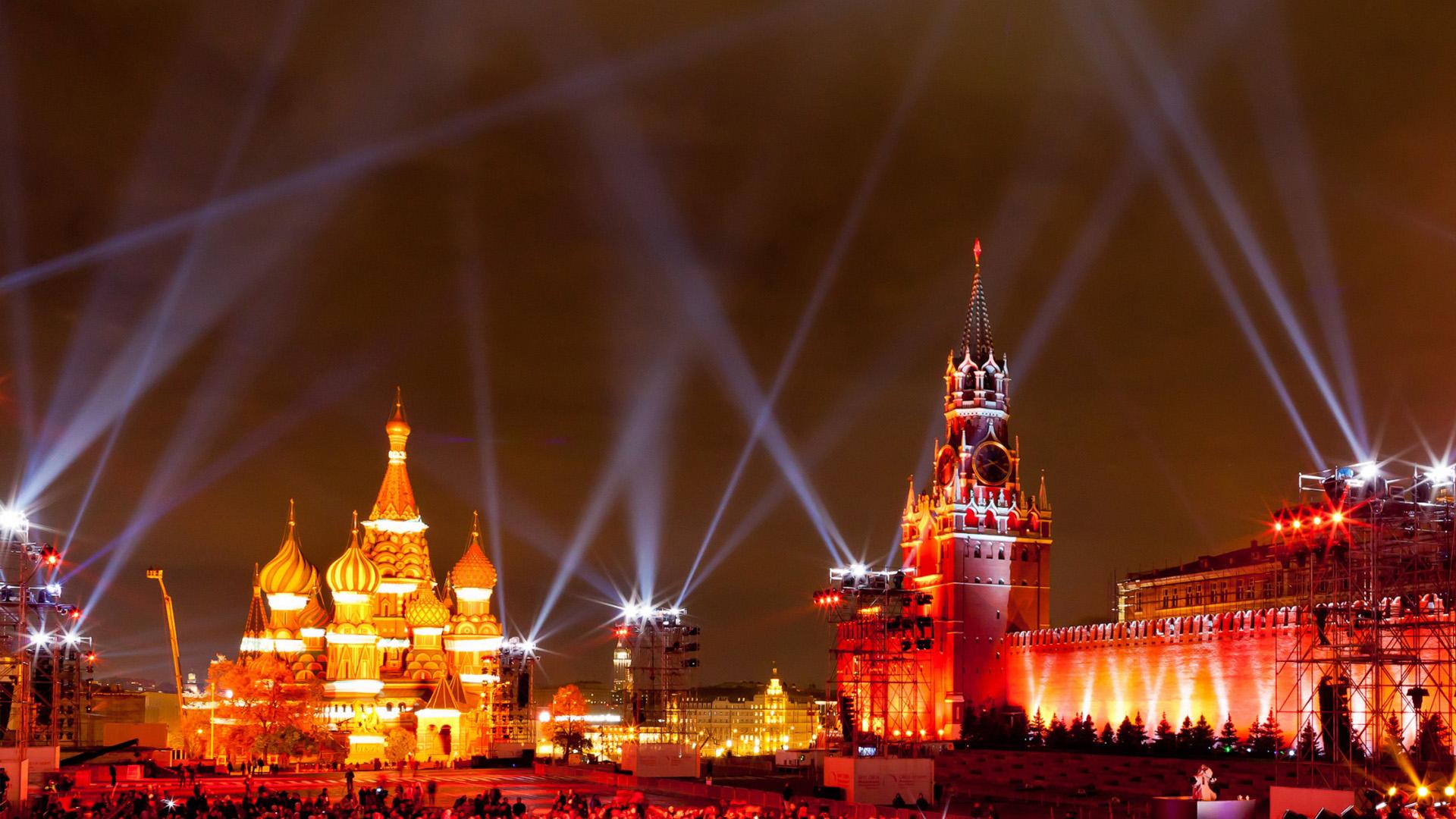 туры в Москву на майские праздники