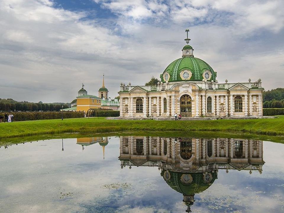экскурсии в музей-усадьбу Кусково