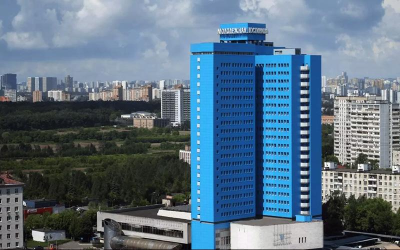 отель Молодежный, Москва