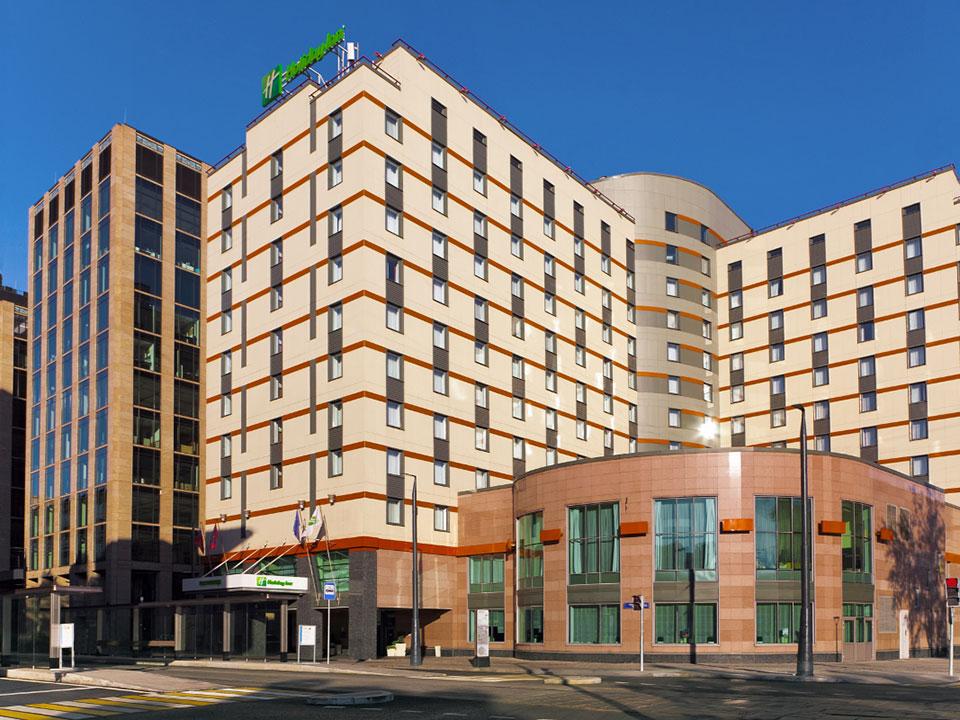 отель Холидей Инн Лесная (Москва)