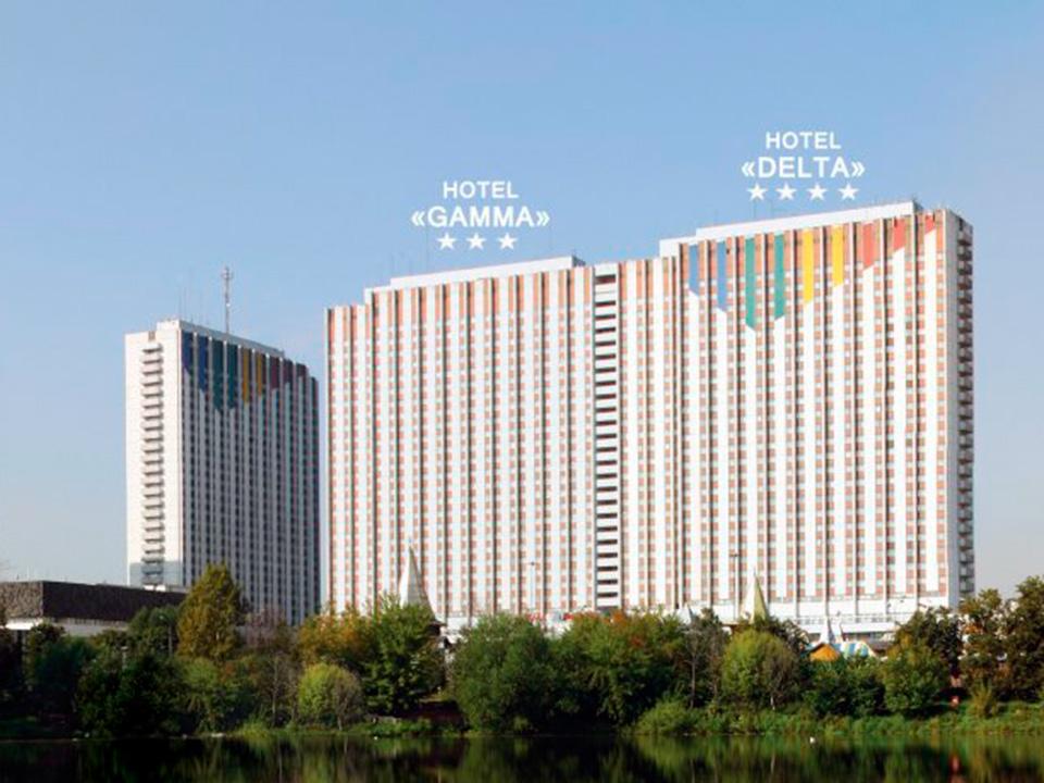 гостиница Гамма Измайлово в Москве