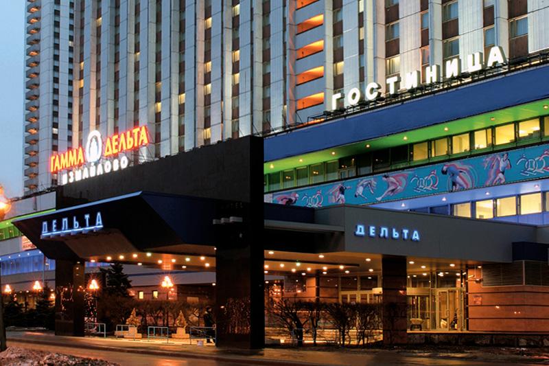 гостиница Гамма Измайлово (Москва