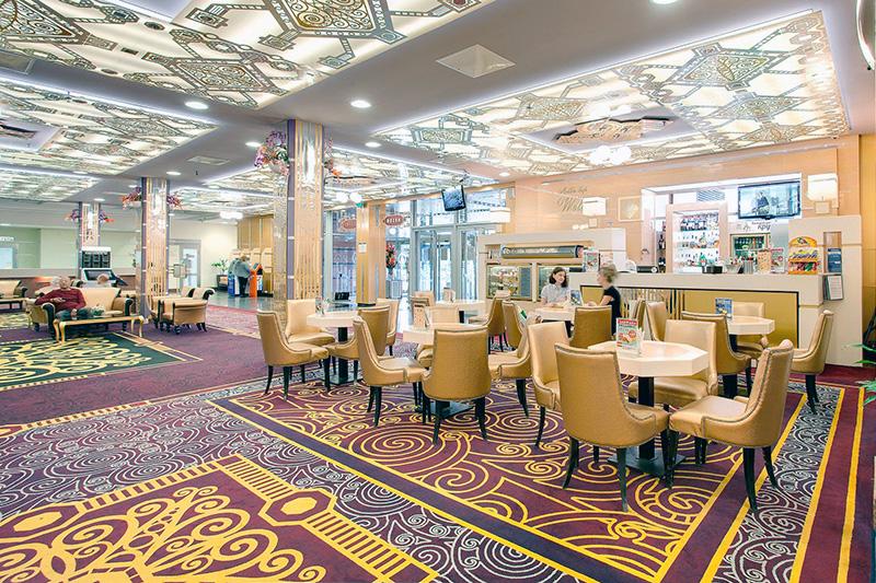 отель Гамма Измайлово (Москва