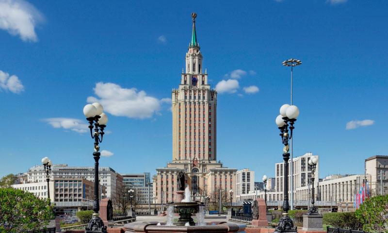 гостиница Хилтон Ленинградская