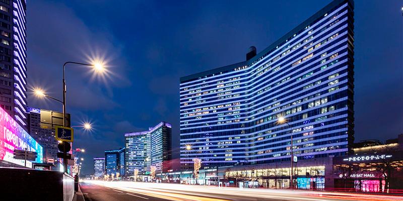 гостиница Pentahotels Moscow Арбат (Москва)