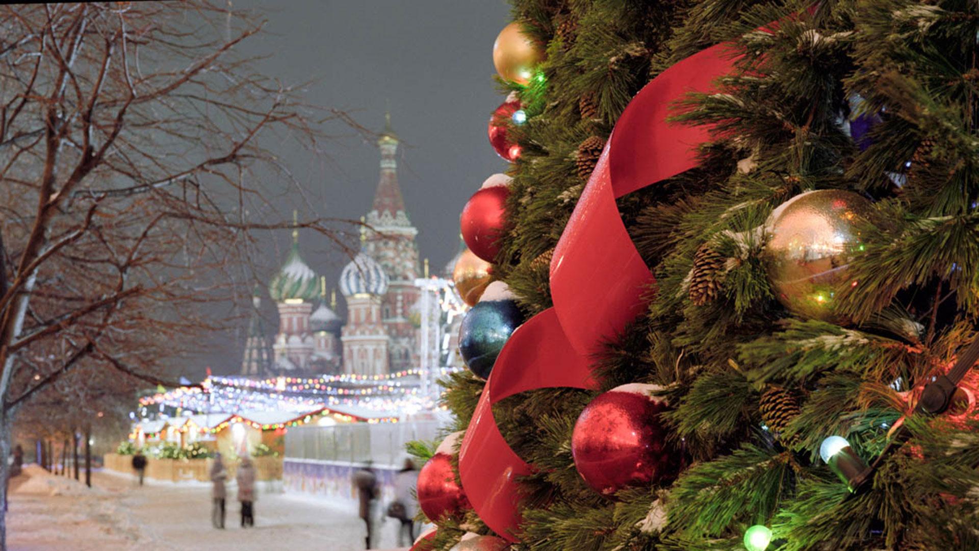 новогодние туры в Москву на Новый год